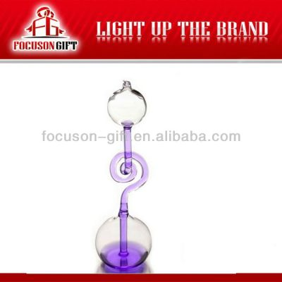 Lover Gift Glass Love Thermometer glass hand boiler