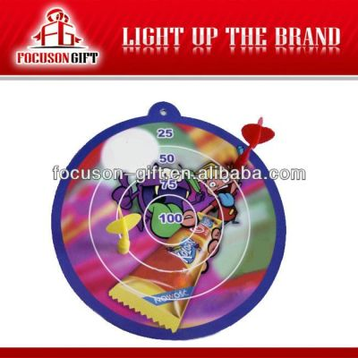 Advertising Company Logo paper dartboards