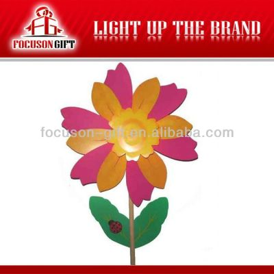Advertising Logo Printed Cheap decorative wind spinners
