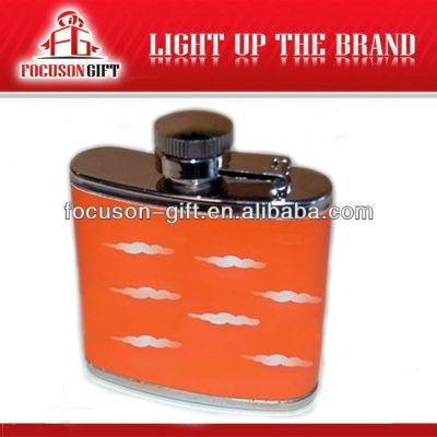 Portable Top Grade Small Capacity wholesale hip flasks