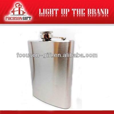 Portable Top Grade Small Capacity custom hip flask