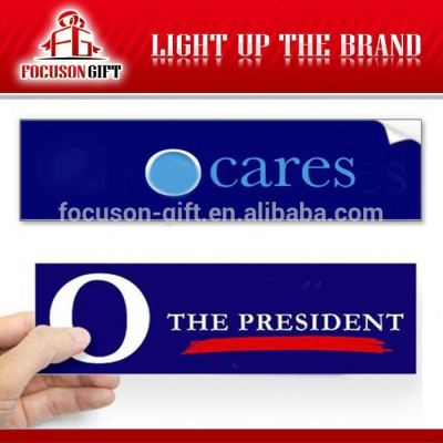 Promotional customized letter sticker