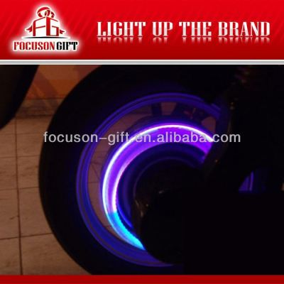 Decoration cool led wheel light