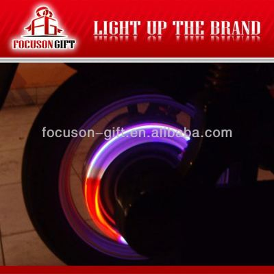 Decoration cool wheel light