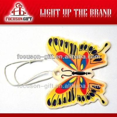 Car Accessories Wholesale Paper Air Fresheners