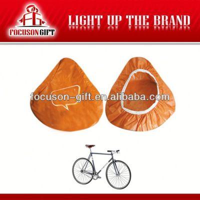 Promotional waterproof bike saddle