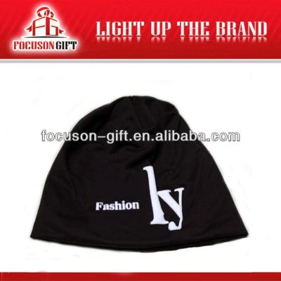 Advertising Gift Customized Logo knitted beanie hat