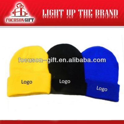 Advertising Gift Customized Logo knit hat