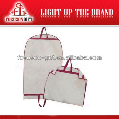 Advertising Logo Printed polyester suit cover