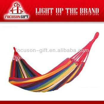 Advertising Portable hanging outdoor hammock