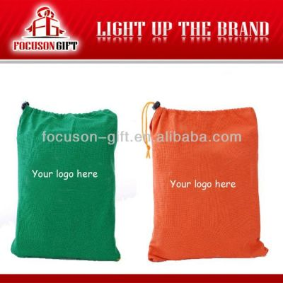Customized logo outdoor fabric hammock