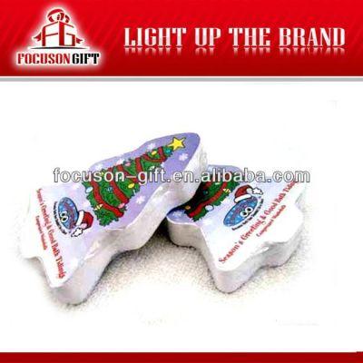 Advertising logo printed cotton towel