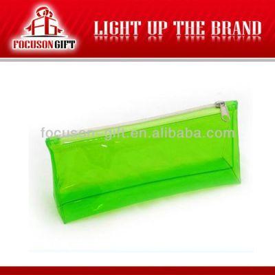 Advertising Company Logo Clear plastic bag