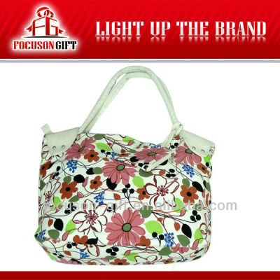 New Fashion Promotion Canvas Beach Bag