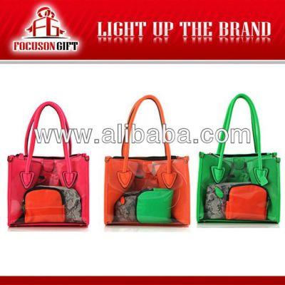 Hot Selling New Fashion pvc beach bag