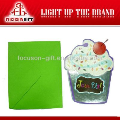 Customized Printing invitation cards models