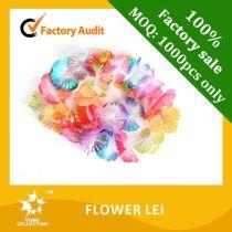 flower lei,hawaii flower necklace lei,hawaii lei