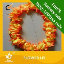 Fashion Plastic Flower Hawaiian Leis