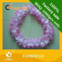 Plastic Artificial Flower Lei German