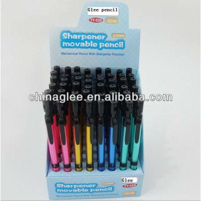 wholesale mechanical pencil, sharpener function.