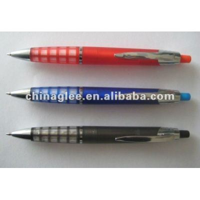 Wholesale plastic erasable ball pen
