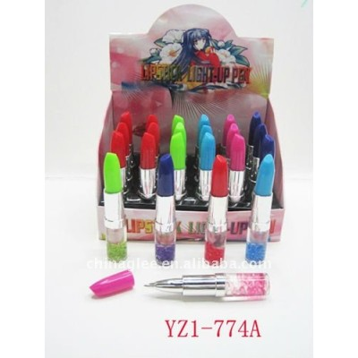 lipstick light up pen