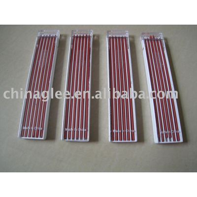 pencil lead, 2.0mm RED color