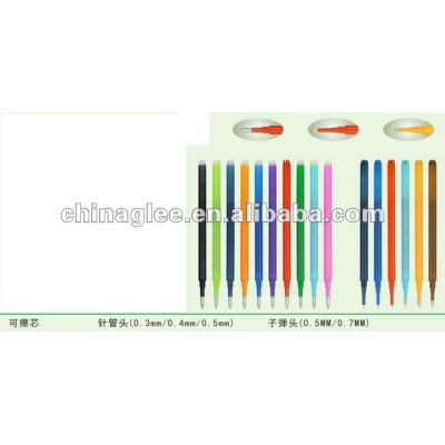erasable ballpoint pen refill
