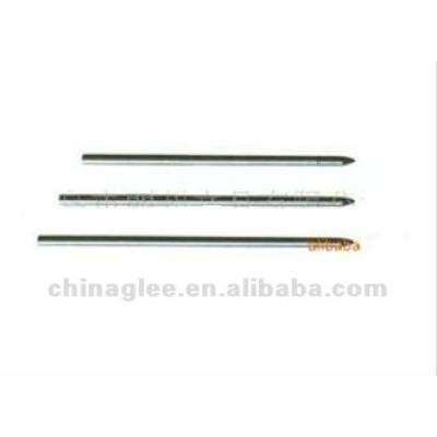metal ballpoint pen refills 67mm L x 2.3mm dia.