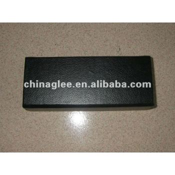 cardboard pen case with PU leather cover