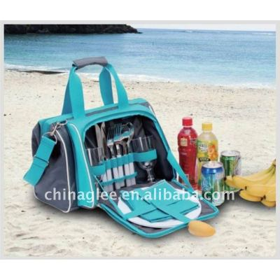 20L portable fridge cooling and heating design