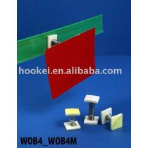 Display Accessories - Spring Wobbler with adhesive pads on both sides