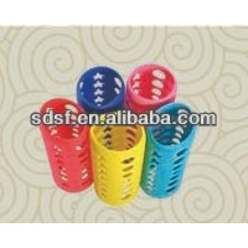 Fashion, practical glass baby bottle silicone sleeve