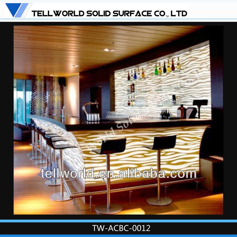 Designs Of Bar Counter - Home Design Ideas