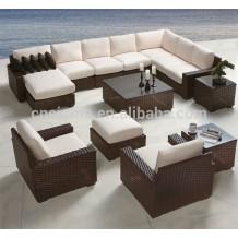 Outdoor Rattan Sofa and rattan furniture