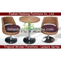 Water Hyacinth Pub Furniture Set
