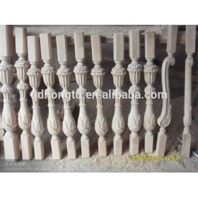 hard wood baluster ,basswood blaster