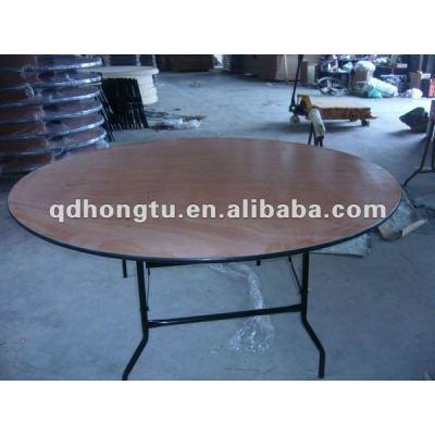 folding wooden commercial restaurant furniture