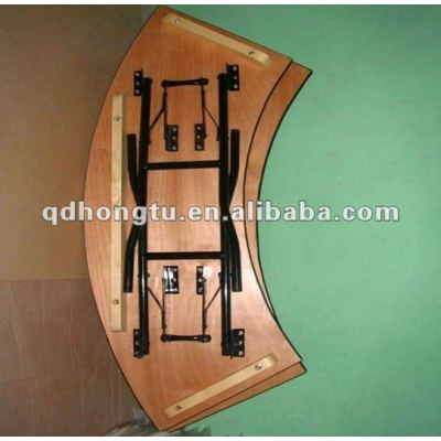 round folding picnic tables
