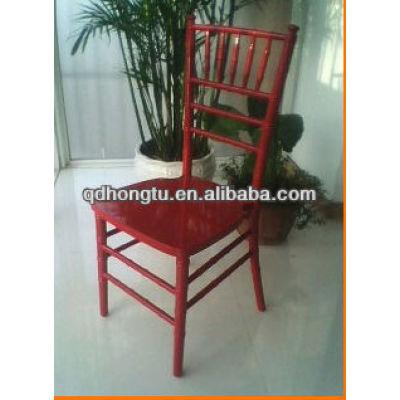wooden wedding tiffany chair