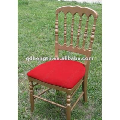 wooden napoleon chair