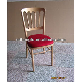 wooden hotel napoleon chair