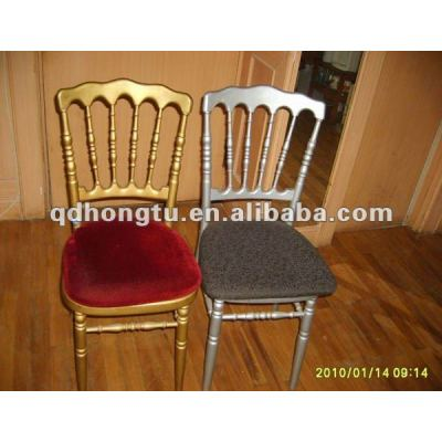 gold napoleon chair,wooden conference chair