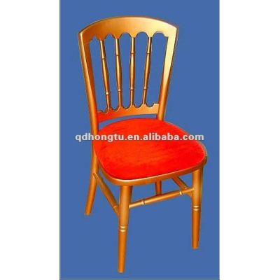 good quality wooden castle chair