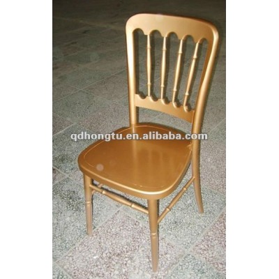 gold chateau hotel chair