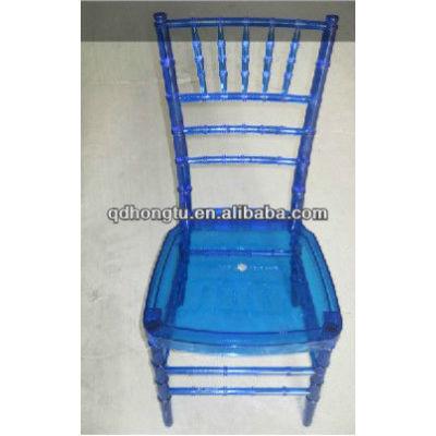 clear resin wedding chiavari chair
