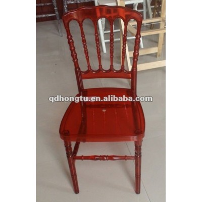 factory clear chair for party