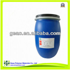Geao high gloss soft casein for high grade leather coat and top coat