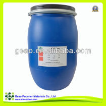 medium shine wax emulsion for leather finish in blue drum packing