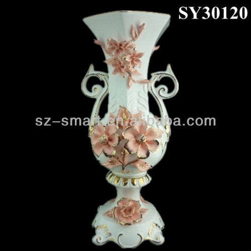 2014 special design decorative indoor flower vase Buy ancient ceramic vases animal print